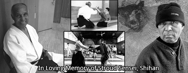 In Loving Memory of Stroud Sensei, Shihan